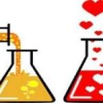 La formula química del amor: desde el amor a primera vista hasta dejar ciego