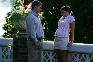 Lenguaje corporal: conozca las señales de atracción