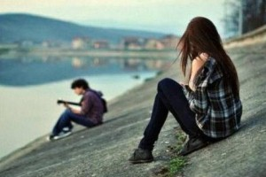 El amor secreto es sufrir en silencio