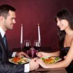 Cómo hacer una cena romantica en casa: preparar, ideas, menú