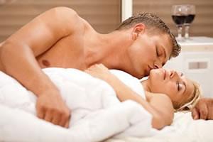 Sexo romántico en pareja