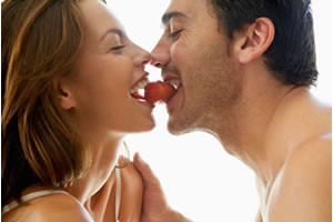 Tener sexo romántico