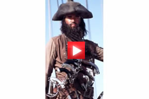 Video: macho alfa